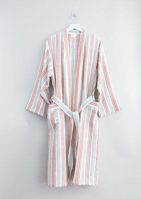 Home & Loft Hudson Long Robe - Peach