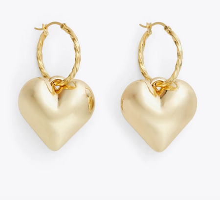 Casa Clara Lover Earring - 14k gold plated