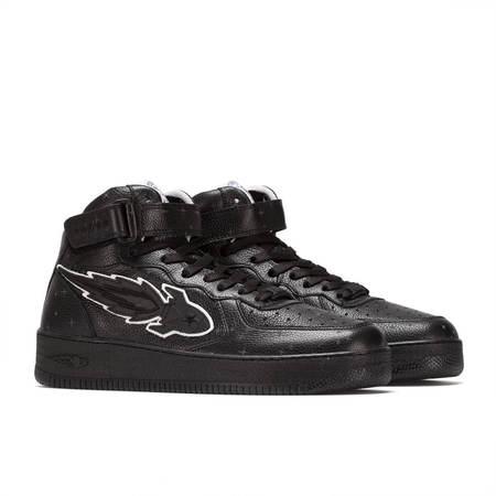 ENTERPRISE JAPAN Mid Sneakers - Black