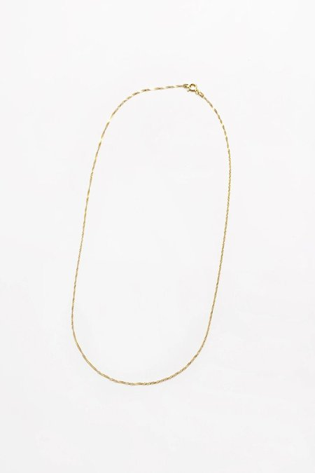 Wolf Circus Kylie Chain - Gold Filled