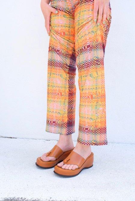 Paloma Wool Finn Sandals - Tan
