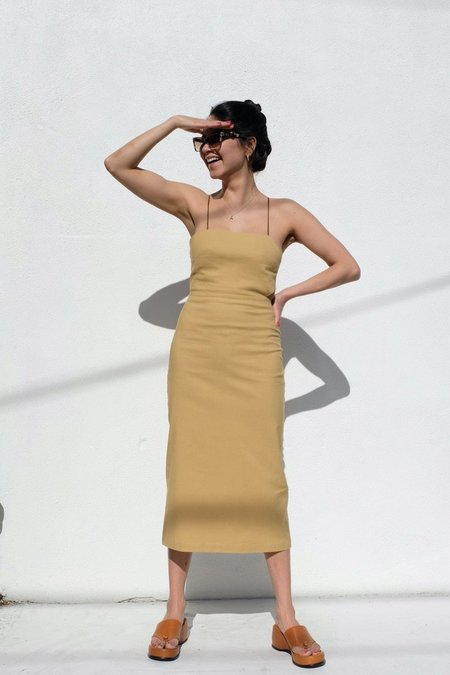 Paloma Wool Tiffany Dress - Ochre