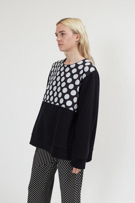 MM6 by Maison Margiela Polka Dot Sweatshirt