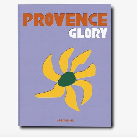 Assouline Provence Glory Coffee Table Book