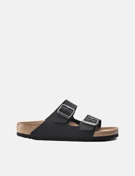 Birkenstock Arizona Vegan Birko-Flor Regular Nubuck sandals - Black