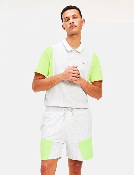 Tommy Jeans Colourblock Shorts - GRAY
