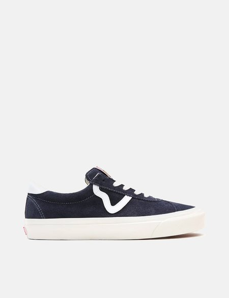 Vans Anaheim Factory Style 73 DX Suede sneakers - navy Blue