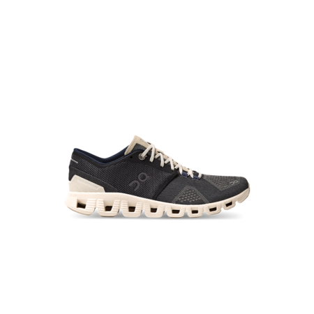 On Shoes Cloud X Women 40.99592 sneakers - Black/Pearl