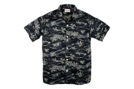 Freenote Cloth CLASSIC ALOHA SHIRT - Hawaiian Waves