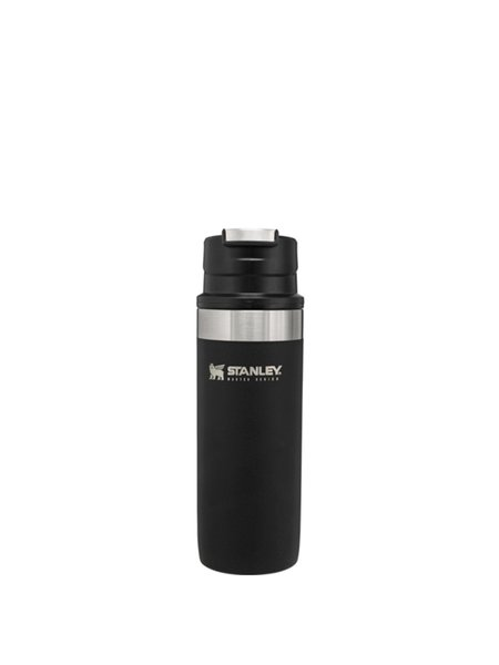 Stanley The Unbreakable Trigger-Action Mug - Foundry Black
