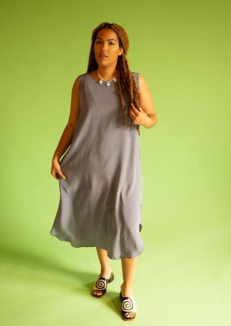 WINSOME Covil Dress - gray