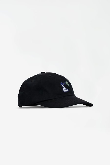 Norse Projects x GM Sports Cap - Black