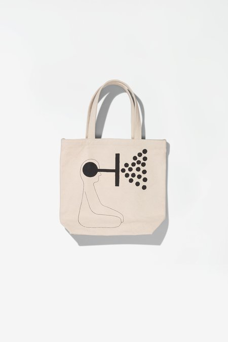 Norse Projects GM x NP Tote Bag = Kit White