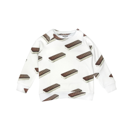 KIDS Romey Loves Lulu Ice Cream Sandwich Sweatshirt - Prints