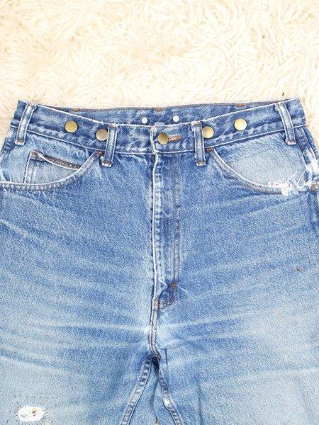 Vintage big bill jeans - mid-wash