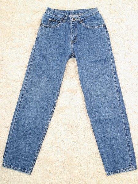Vintage lee jeans 90s mom - dark wash