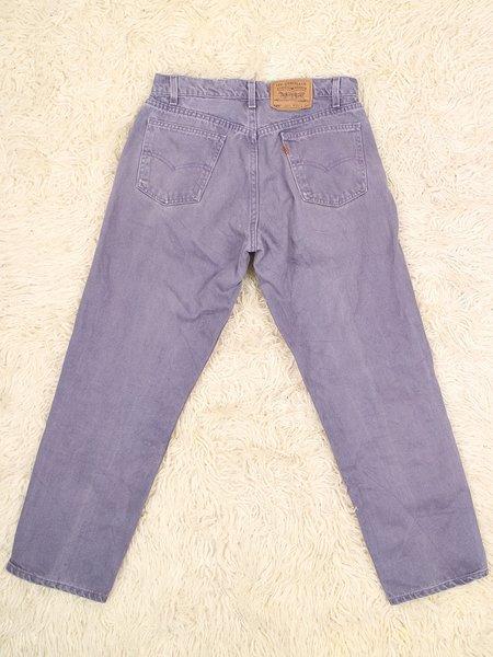 """Vintage levi's 560 32"""" pants - lilac"""