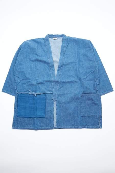 Orslow Takumi Jacket - Denim 2 Year Wash