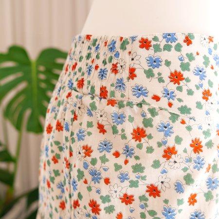Sea NY Bubbie Skirt - Floral Print