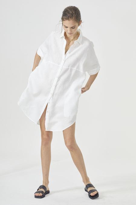 Lanhtropy Alba Shirt Dress