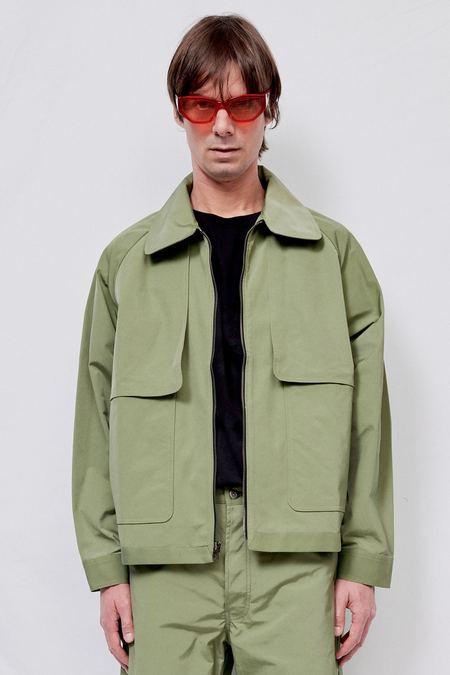 And Austin Harrington Jacket - Sage