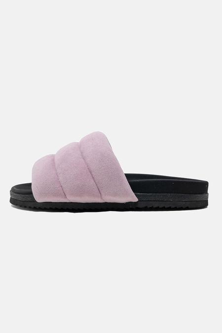 ROAM Puffy Slide Shoes - Lilac