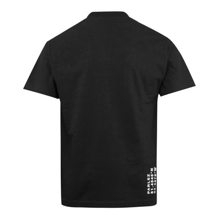 Parlez Haber T-Shirt - Black
