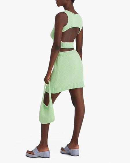 Paloma Wool Jigglypuff tank - Green Fluor