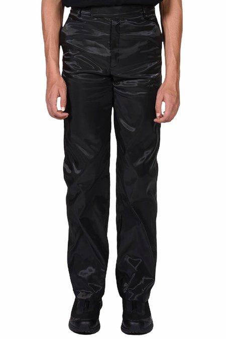 Heliot Emil Liquid Metal Trousers - Black