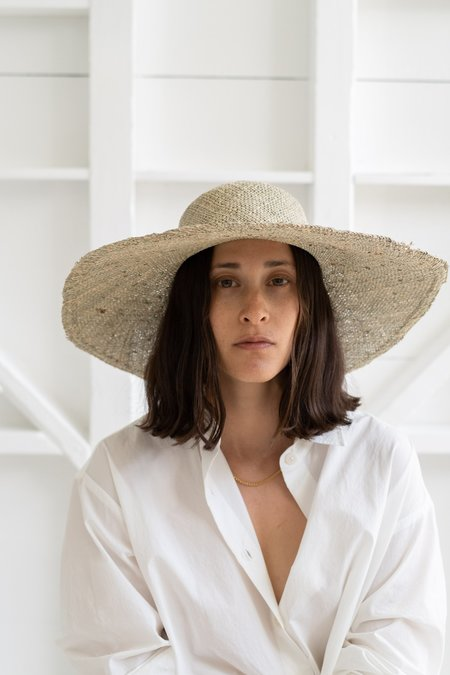 Clyde PEARL HAT - SEAGRASS
