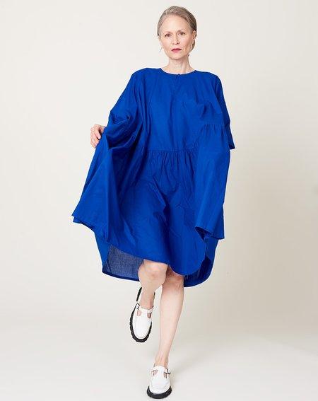 Kowtow Sketchbook Dress - Cyan