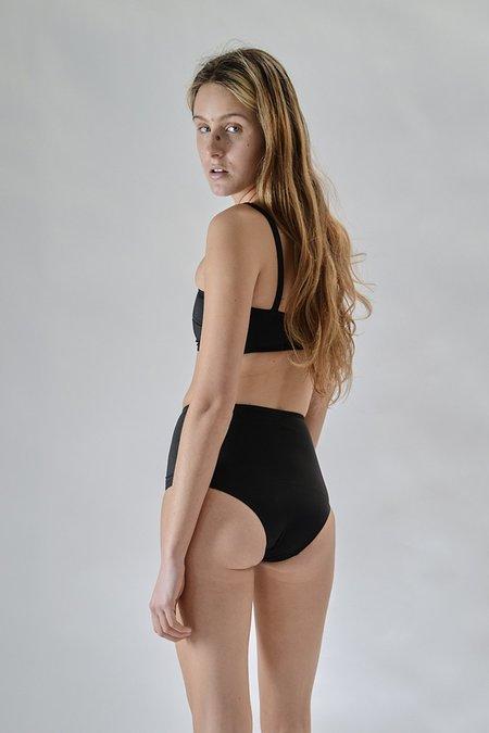 NU SWIM Basic High Bottom - Black