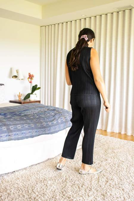 Pleats Please by Issey Miyake Basics Pant - Black