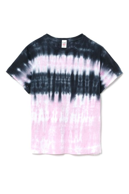 RE/DONE Classic Tee - Tie Dye
