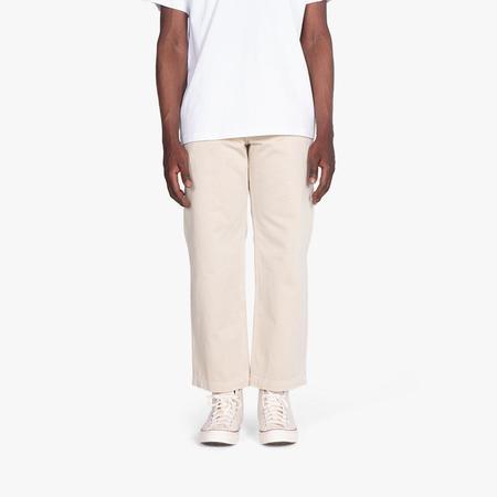General Admission Pico Work Pant - white