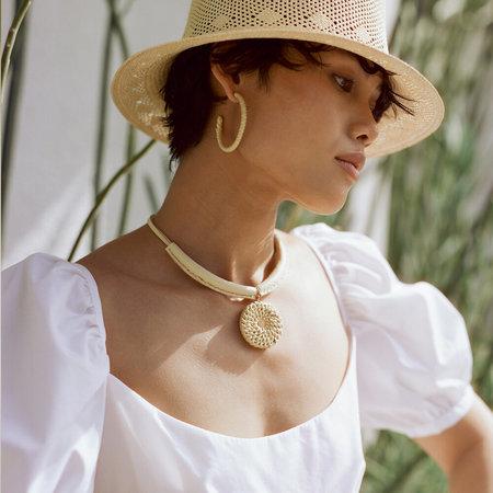 Crescioni anya necklace
