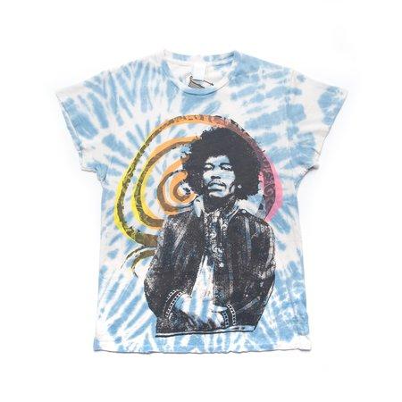 MadeWorn Jimi Hendrix Voodoo tee - CLOUD TIE DYE