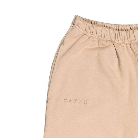 CRTFD Core Logo Sweatpant - Natural