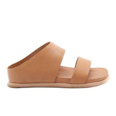 wal & pai formosa shoes - camel