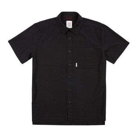 Topo Designs Route Shirt - Black