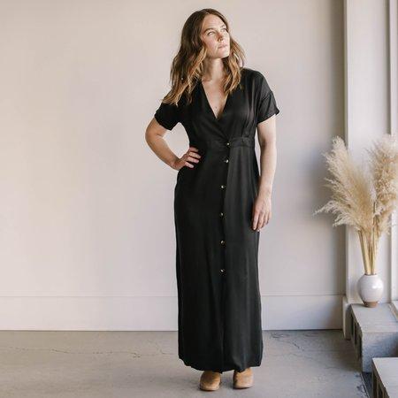 Rita Row Enya Dress - Black