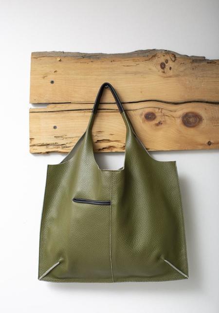 Spazioif Sacchitedda Bag - green