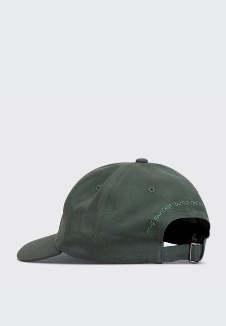 Norse Projects GMx NP Sports Cap - thyme green