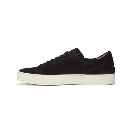 Unseen Footwear Helier Suede sneakers - Black