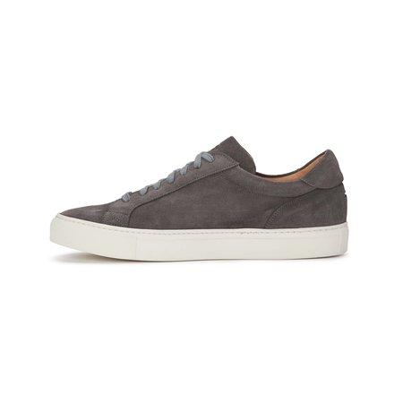 Unseen Footwear Helier Suede Sneakers - Grey