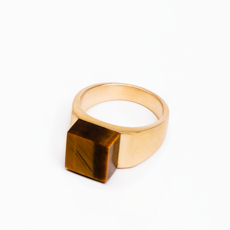 MING YU WANG PIXEL Ring