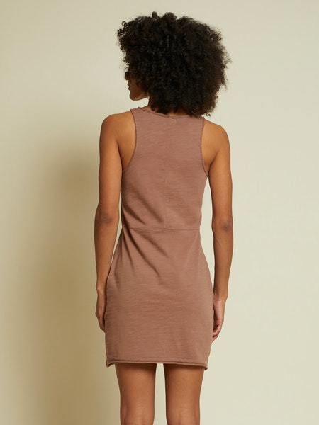 Nation Ltd Neda Utility Pocket Dress - Pecan