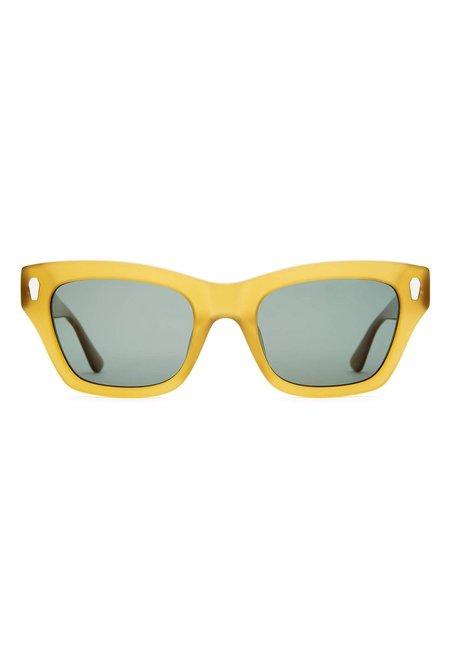 Crap Eyewear The Cosmic Highway Polarized EYEWEAR - Agave