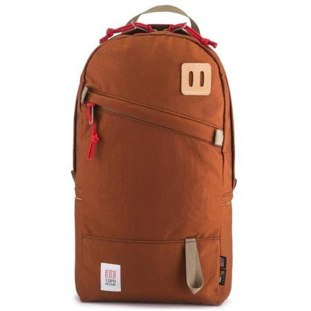 Topo Designs Original Daypack - Clay/Clay