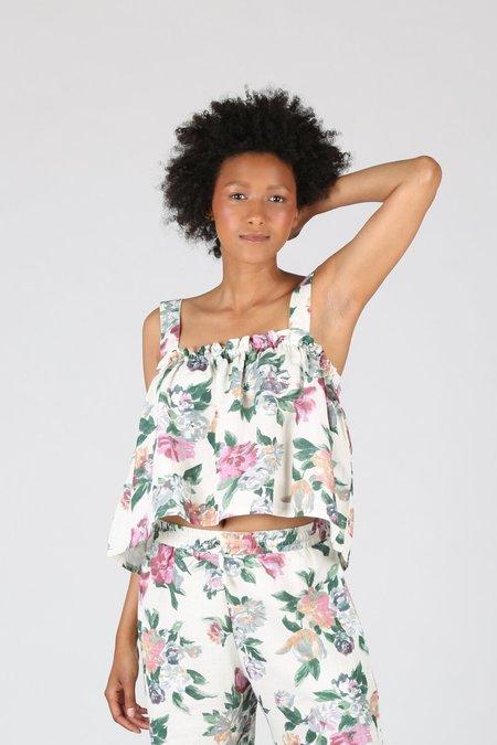 Tach Clothing Lara Linen Top